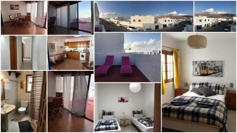 apartments famara red star surf