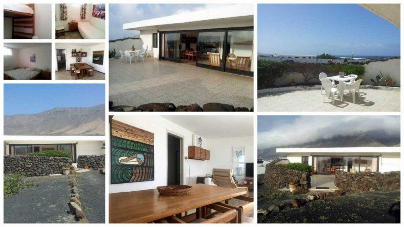 beach bungalow famara apartments and villas