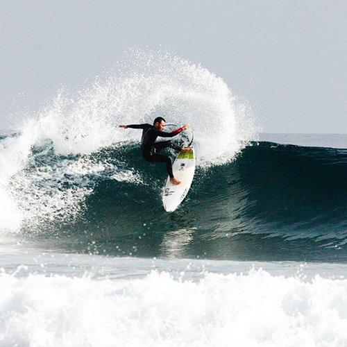 el muelle surf spot lanzarote square