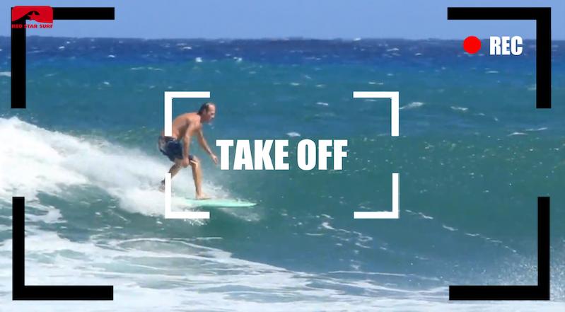 Take-Off - Comment monter correctement sur votre planche